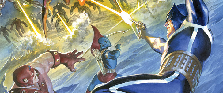 Avant-Première VO: Review Guardians 3000 #3