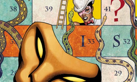Avant-Première VO: Review Secret Six #1