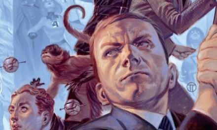 Avant-Première VO: Review S.H.I.E.L.D. #1
