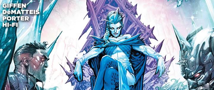 Avant-Première VO: Review Justice League 3000 #13