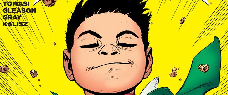 Avant-Première VO: Review Batman And Robin #38