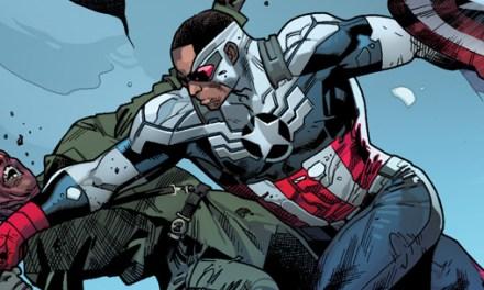 Avant-Première VO: Review All-New Captain America #3
