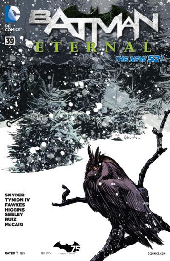 Batman Eternal #39