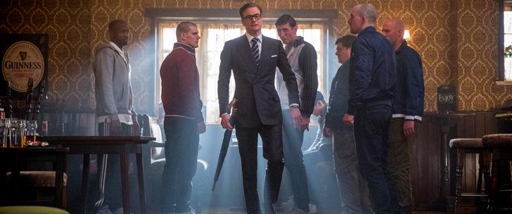 Review : Kingsman : The Secret Service