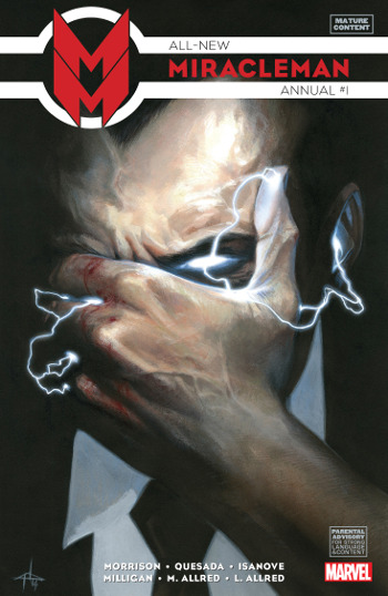 All-New Miracleman Annual #1