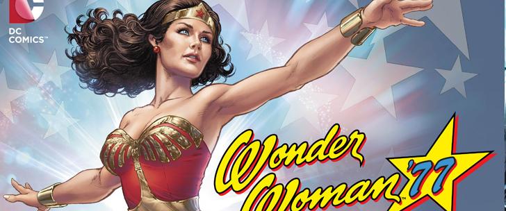 Avant-Première VO: Review Wonder Woman '77 #1