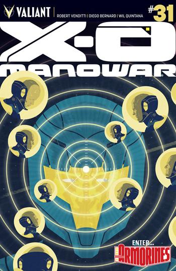 X-O Manowar #31