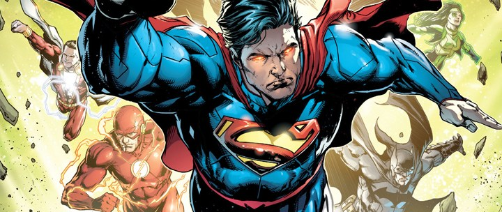 Avant-Première VO: Review Justice League #39
