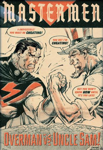 Multiversity: Mastermen #1