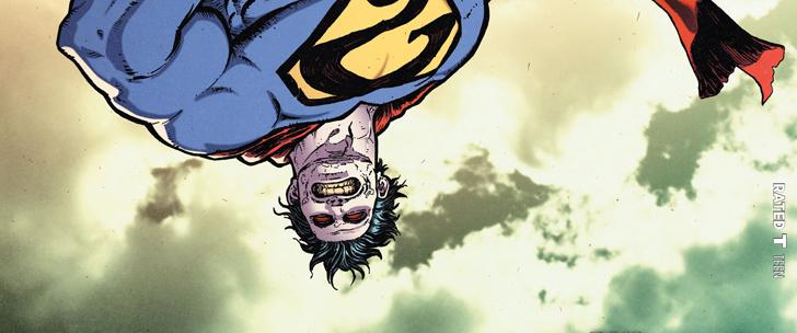 Avant-Première VO: Review Action Comics #40
