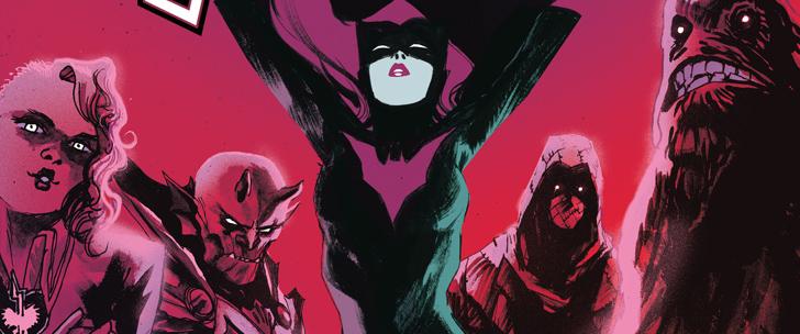 Avant-Première VO: Review Batwoman #40