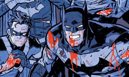 Avant-Première VO: Review Batman Eternal #50