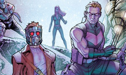 Avant-Première VO: Review Guardians Team-Up #2