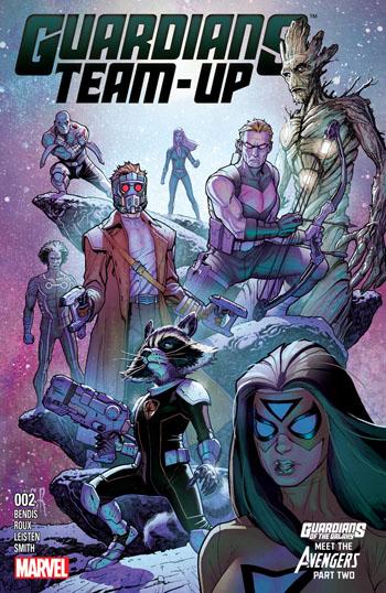 Guardians Team-Up #2