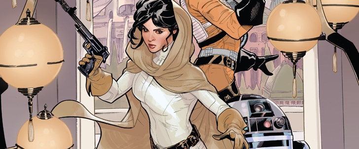 Avant-Première VO: Review Princess Leia #2
