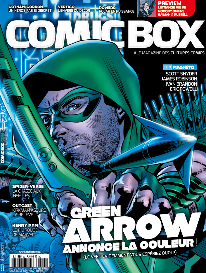 Preview: Comic Box #94