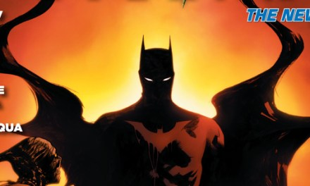 Avant-Première VO: Review Batman Eternal #52