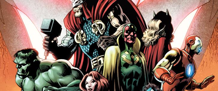 Avant-Première VO: Review Avengers: Ultron Forever #1
