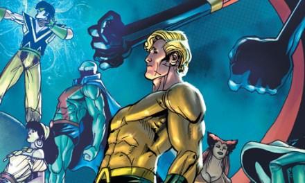 Avant-Première VO: Review Convergence – Justice League of America #1