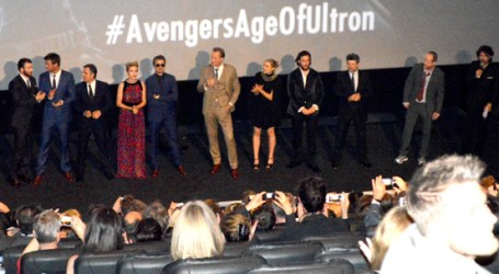 Avengers: Age of Ultron European Premiere
