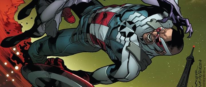 Avant-Première VO: Review All-New Captain America #6