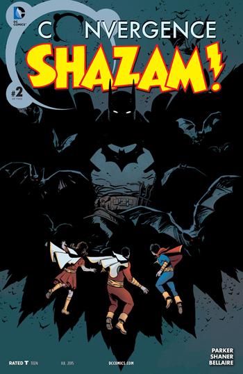 Convergence: Shazam #2