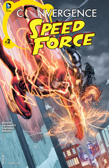 Avant-Première VO: Review Speed Force #2