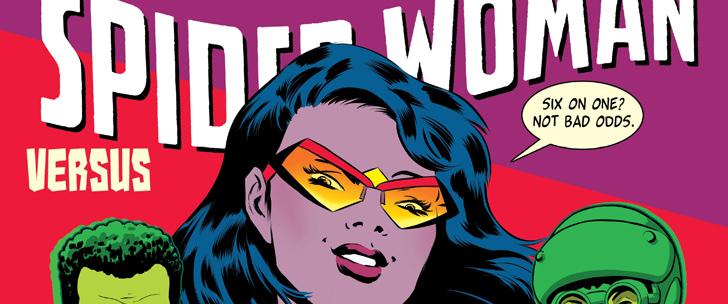 Avant-Première VO: Review Spider-Woman #7