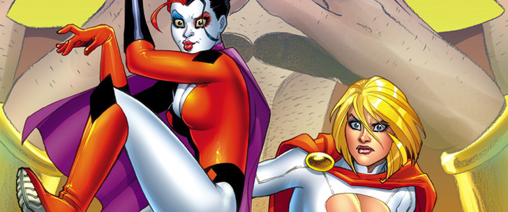 Avant-Première VO: Review Harley Quinn And Power Girl #1