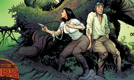 Avant-Première VO: Review Where Monsters Dwell #2