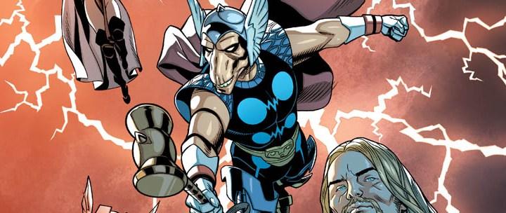 Avant-Première VO: Review Thors #1