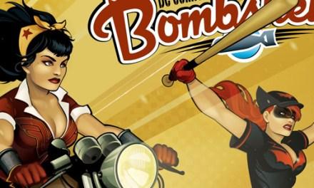 Avant-Première VO: Review DC Comics Bombshells #1