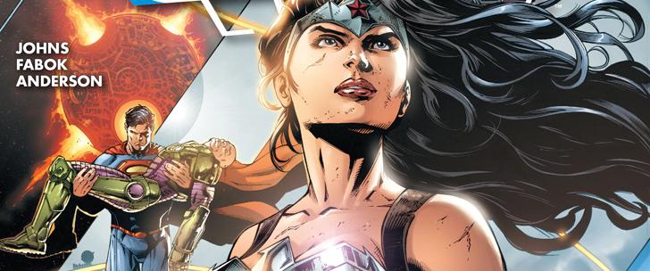 Avant-Première VO: Review Justice League #42