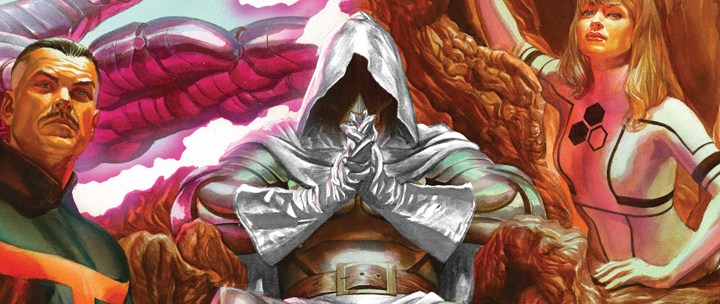 Avant-Première VO: Review Secret Wars #4