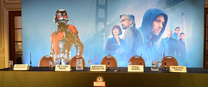 Ant-Man : l'avant-première à Londres