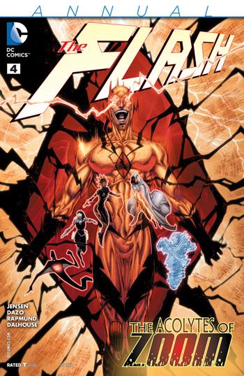 Flash Annual #4