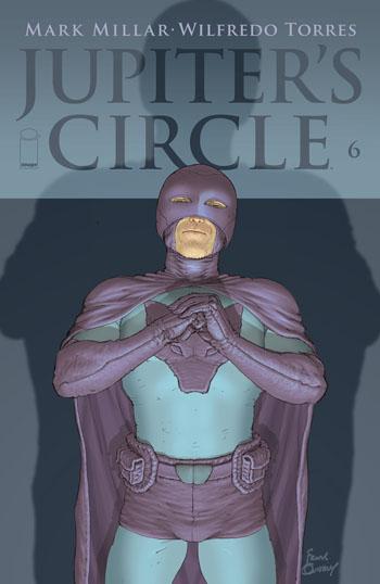 Jupiter's Circle #6