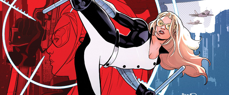 Avant-Première VO: Review 50 Years of S.H.I.E.L.D. – Mockingbird #1