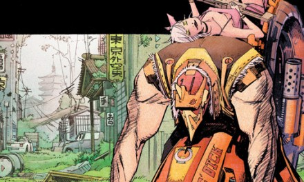 Avant-Première VO: Review Tokyo Ghost #1
