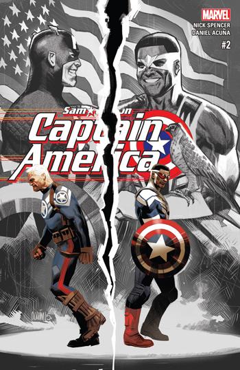 Captain America - Sam Wilson #2