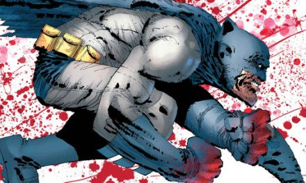 Avant-Première VO: Review Dark Knight III – The Master Race #1