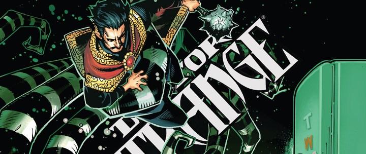 Avant-Première VO: Review Doctor Strange #2