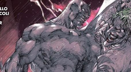 Avant-Première VO: Review Batman: Europa #1