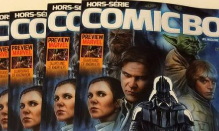 Preview: Comic Box Hors-Série Science-Fiction