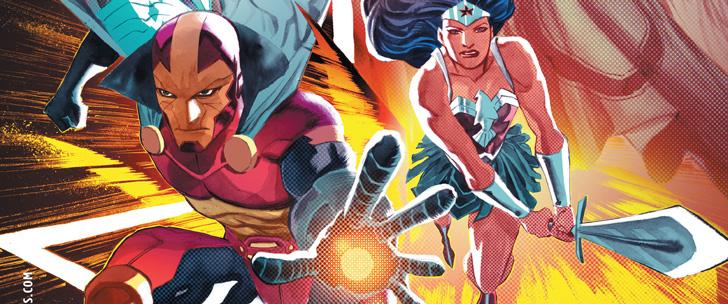 Avant-Première VO: Review Justice League #46