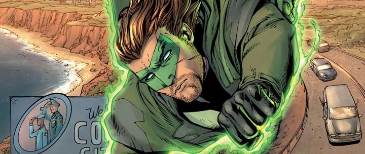 Avant-Première VO: Review Green Lantern #47