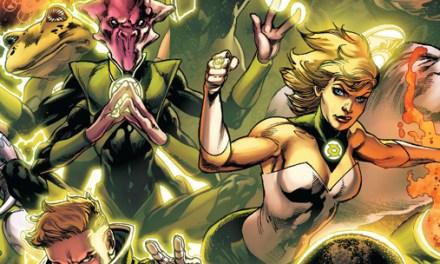 Avant-Première VO: Review Green Lantern Corps: Edge Of Oblivion #1
