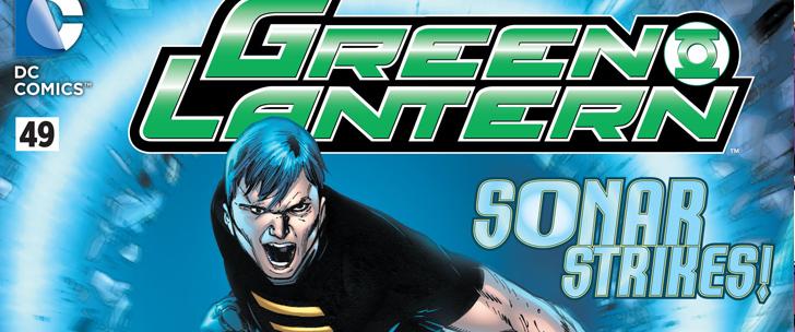 Avant-Première VO: Review Green Lantern #49