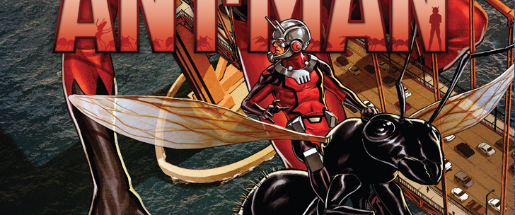 Avant-Première VO: Review Astonishing Ant-Man #5