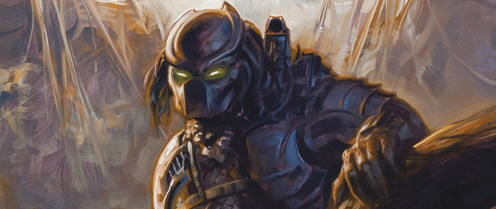 Avant-Première VO: Review Predator: Life And Death #1